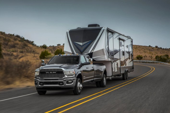 2019 Ram HD options
