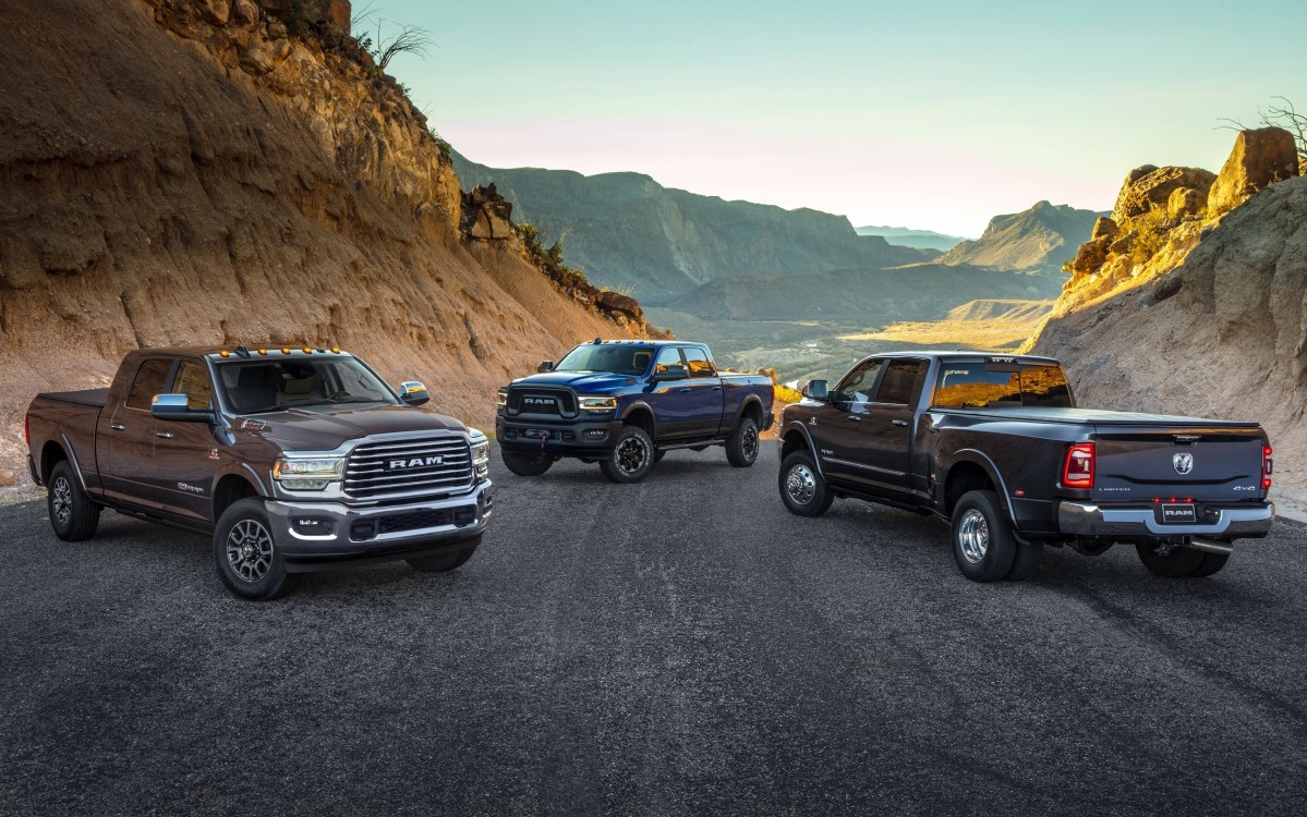 Introducing The New 2019 Ram 2500 & 3500 Heavy Duty: