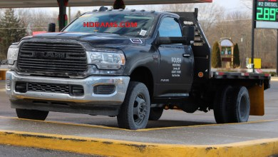 Photo of 2019 Ram 3500 Chassis Cab Is Taking Off The Camouflage: