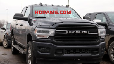 Photo of CAUGHT: 2019 Ram 2500 Big Horn Sport Crew Cab 4×4: