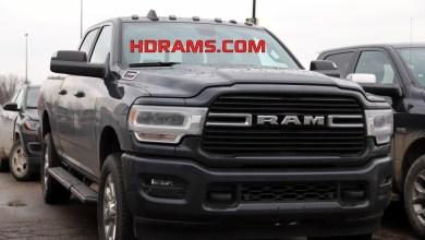 Photo of CAUGHT: 2019 Ram 2500 Big Horn Sport Crew Cab 4×4: