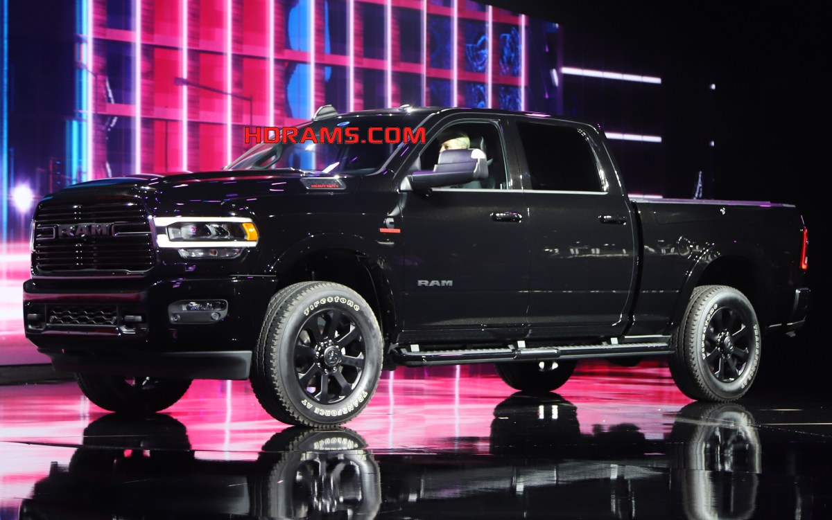 Ram Adds More Sport Flavor Into The Heavy Duty Lineup: