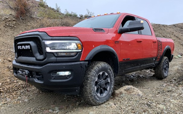 2019 Ram 2500 Power Wagon. (HDRams).