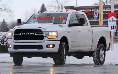 2019 Ram 2500 Big Horn Sport 4x4. (Real Fast Fotography).