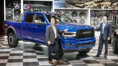 Photo of Mopar Rolls Out A Mopar-Modified Ram 2500 In Chicago: