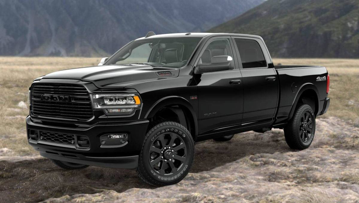 2019 Ram Heavy Duty Build & Price Configurator, Officially Up: