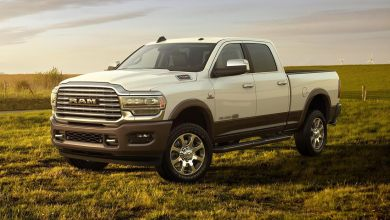 Photo of Ram Heavy Duty Luxury Models Get New Choice Of Running Boards: