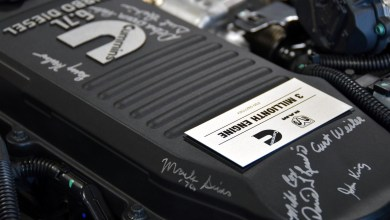 Photo of Cummins Builds It's 3,000,000th Engine For Ram Trucks: