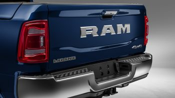 Brazilian-Spec 2020 Ram 2500 Laramie. (Ram Brazil).