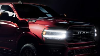 Photo of Ram Takes Its 2500 Laramie Night Edition Pickup To Brazil: