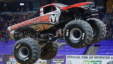 Photo of UPDATED: Ram Monster Truck Team To Hold Facebook Event Today: