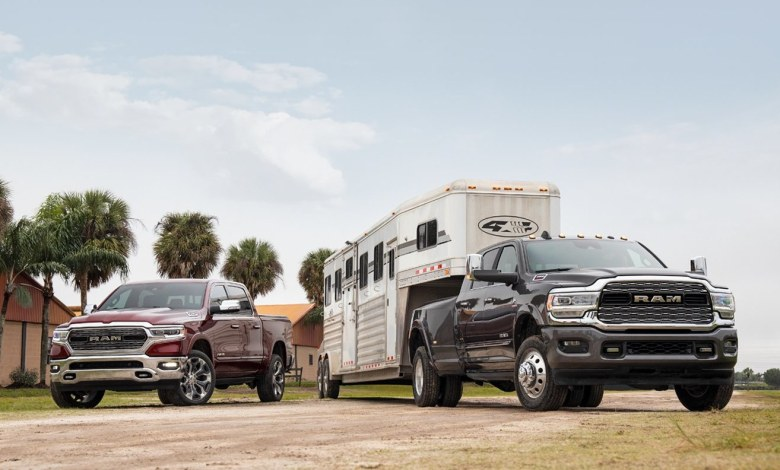 """Photo of RAM Trucks Named """"Best Truck Brand"""" For Second Consecutive Year:"""