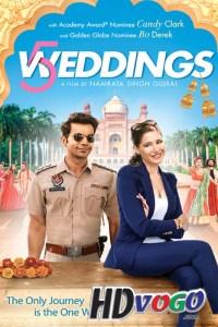 5 Weddings 2018 in HD Hindi Full Movie