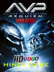 Alien Vs Predator 2 Requiem 2007 in HD Hindi Full Movie Watch Online