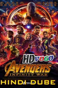 Avengers Infinity War 2018 in HD Hindi Full Movie