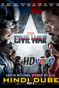 Captain America Civil War 2016 in HD Hindi Full Movie