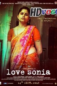 Love Sonia 2018 in HD Hindi Full Movie