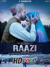 Raazi 2018 in HD Hindi Full Movie