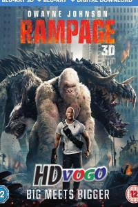 Rampage 2018 in HD English Full Movie