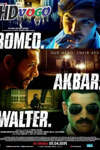 Romeo Akbar Walter 2019 in HD Hindi Full Movie