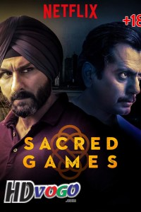 Sacred Games 2018 Season 01 All Episode 01 to 08 in HD Hindi