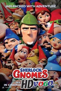 Sherlock Gnomes 2018 in HD English Full Movie