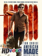 American Made 2017 in English HD Full Movie