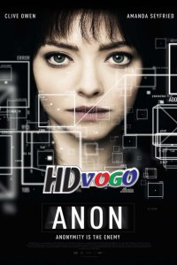 Anon 2018 in HD English Full Movie