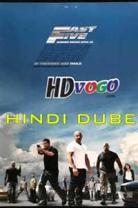 Fast Five 2011 in HD Hindi Full Movie
