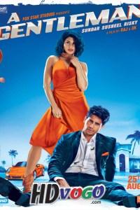 A Gentleman 2017 in HD Hindi Full Movie