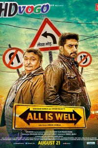 All Is Well 2015 in HD Hindi Full Movie