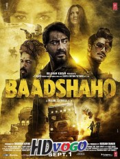 Baadshaho 2017 in HD Hindi Full Movie