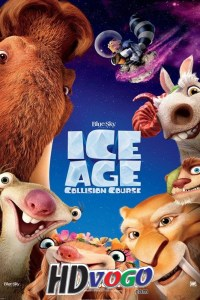 Ice Age Collision Course 2016 in HD English Full Movie