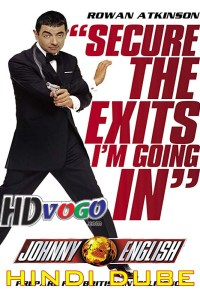 Johnny English 2003 in HD Hindi Dubbed Full Movie