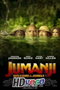 Jumanji Welcome to the Jungle 2017 in HD English Full Movie