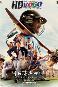 M S Dhoni The Untold Story 2016 in HD Hindi Full Movie