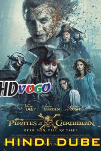 Pirates of the Caribbean 5 Dead Men Tell No Tales 2017 in Hindi Dubbed