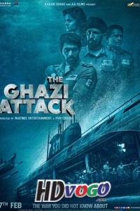 The Ghazi Attack 2017 in HD Hindi Full Movie