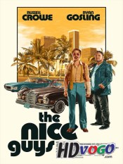The Nice Guys 2016 in HD English Full Movie
