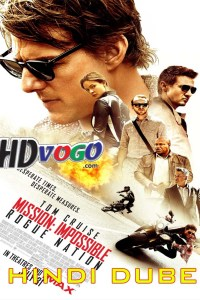 Mission Impossible 5 2015 in HD Hindi Dubbed Full Movie