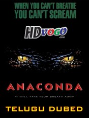 Anaconda 1997 in HD Telugu Dubbed Full Movie