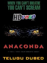 Anaconda 1997 in HD Telugu Dubbed Full MOvie Watch Online Free