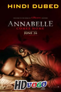 Annabelle Comes Home 2019 in HD Hindi Dubbed Full Movie
