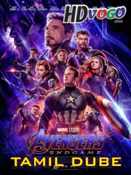Avengers Endgame 2019 in tamil dubbed watch download full movie free