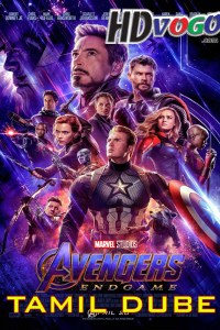 Avengers Endgame 2019 in HD Tamil Dubbed Full Movie