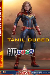 Captain Marvel 2019 in HD Tamil Dubbed Full Movie
