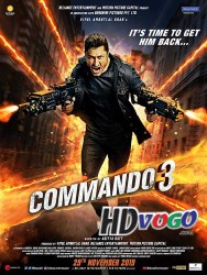 Commando 3 2019 in HD Hindi Full Movie Watch ONline Free
