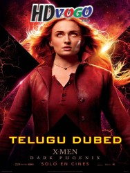 Dark Phoenix 2019 in Telugu dubbed full movie watch online