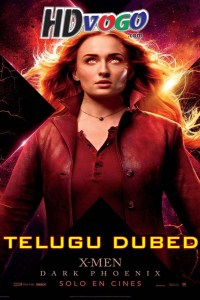 X Men Dark Phoenix 2019 in HD Telugu Dubbed Full Movie