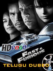 Fast and Furious 4 2009 in HD Telugu Dubbed Full Movie Watch Online